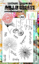 AALL and Create Clear A6 Stamp Set #177